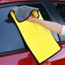 2019 NEW 1Pcs 30X60cm car cleaning towel for skoda alfa romeo  ford focus mk2 skoda octavia mondeo mk3 opel astra h