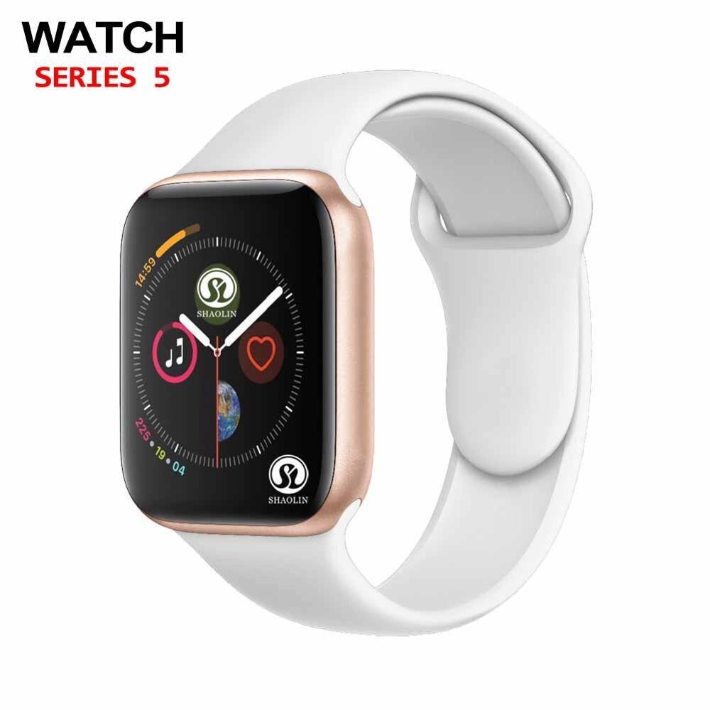 Reloj inteligente de 42mm con conectividad Bluetooth para hombre y mujer, pulsera...