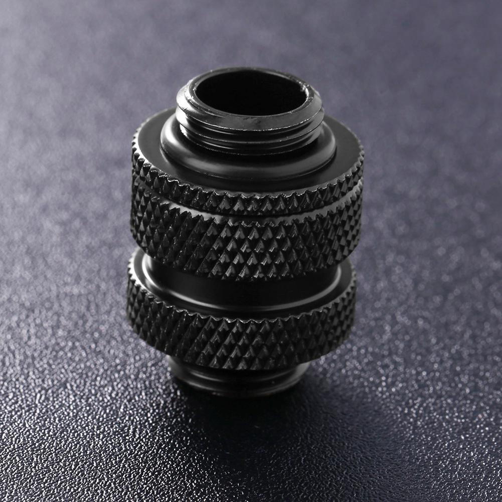 """VODOOL latón doble G1/4 """"rosca externa PC expansión de refrigeración por agua adaptador de articulación conector de doble cabeza 16-22mm 22-31mm 41-69mm"""