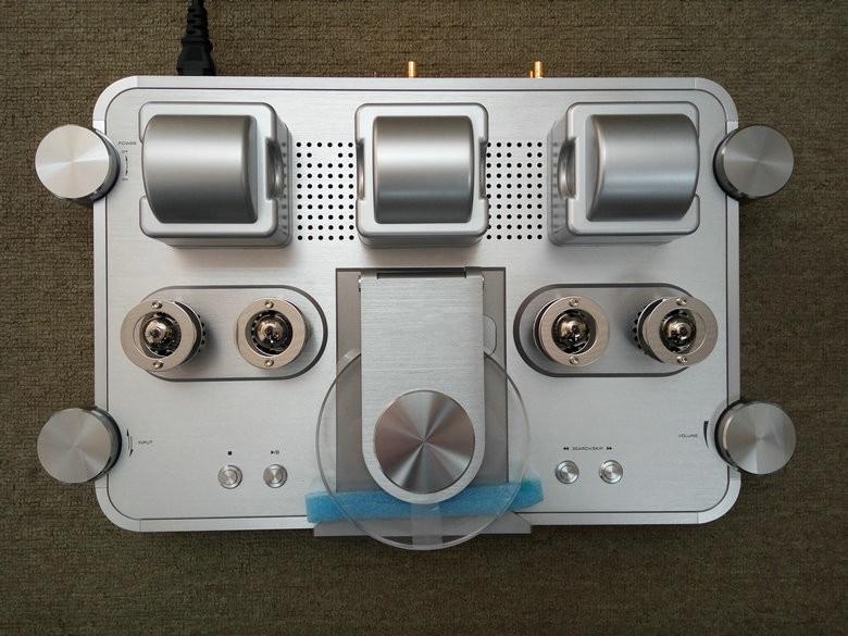 R-056 Shanling CD-T2000 CD-T100MKII вакуумная трубка CD плеер HI-END PCM1792 24bit/192KHz DAC коаксиальный USB вход XLR выход
