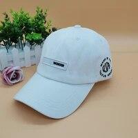 male female baseball caps cotton high quality snapback hat trucker cap letter embroidery sports visor hat for women men new