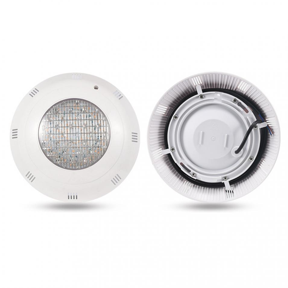 IP68 18W AC12V LED RGB White Base Submersible Light UnderWater Multi-Color Spotlight for Pond / Swimming Pool / Outdoor enlarge