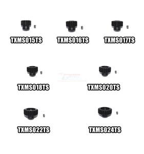 TRAXXAS 1/10 MAXX 45# Hardened steel motor gear 15T/16T/17T/18T/20T/22T/24T