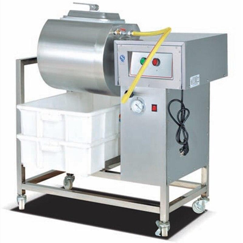 40L ماكينة تقطيع اللحم ألة نقع/وعاء مفرمة اللحم/آلة تخليل اللحوم عالية السرعة