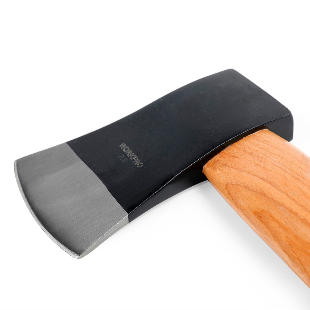 Drewniany topór 2lb Drewniany topór z rękojeścią, narzędzie - Narzędzia ręczne - Zdjęcie 2
