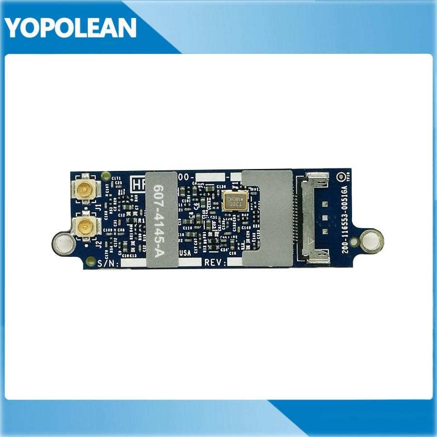 Оригинал 607-4144-A BCM94322USA Wifi Bluetooth Карта Аэропорта для Apple Macbook Pro A1278 A1286 A1297 2008 2009 2010 год