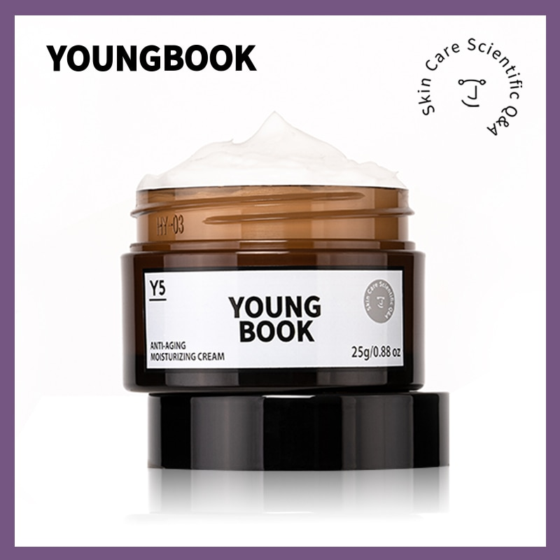 30g retinol face cream firming lifting anti aging remove wrinkle whitening brightening moisturizing facial skin care YOUNGBOOK Anti Aging Moisturizing Face Cream Anti-Oxidation Anti Wrinkle Brightening Lifting Firming Fine Lines Facial Skin Care
