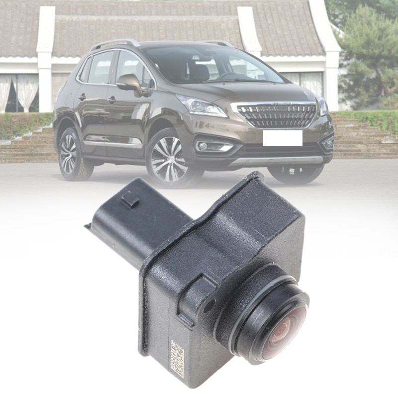 Get Car Rear View Backup Camera Fit for Peugeot 3008 5008 9809301080