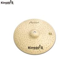 "Kingdo 100% profesional hecho a mano B20 serie moderna artista 12 ""splash cymbal para tambores set"
