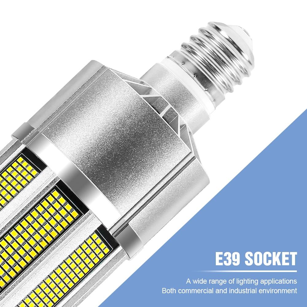 E27 LED Light Bulb 150W Corn Lamp 200W Ceiling Lights LED Chandelier 240W Corn Bulbs 220V Workshop lampara Warehouse Lighting enlarge