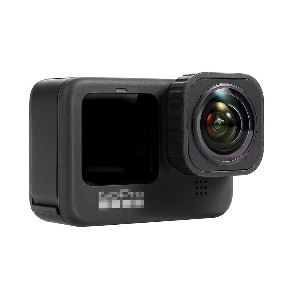 HERO 9 Ultra Wide Angle 155 Degree Replacement Lens Cap  For Gopro 9 Action Camera FOV Can Enhance The Visual Angle High Quality enlarge