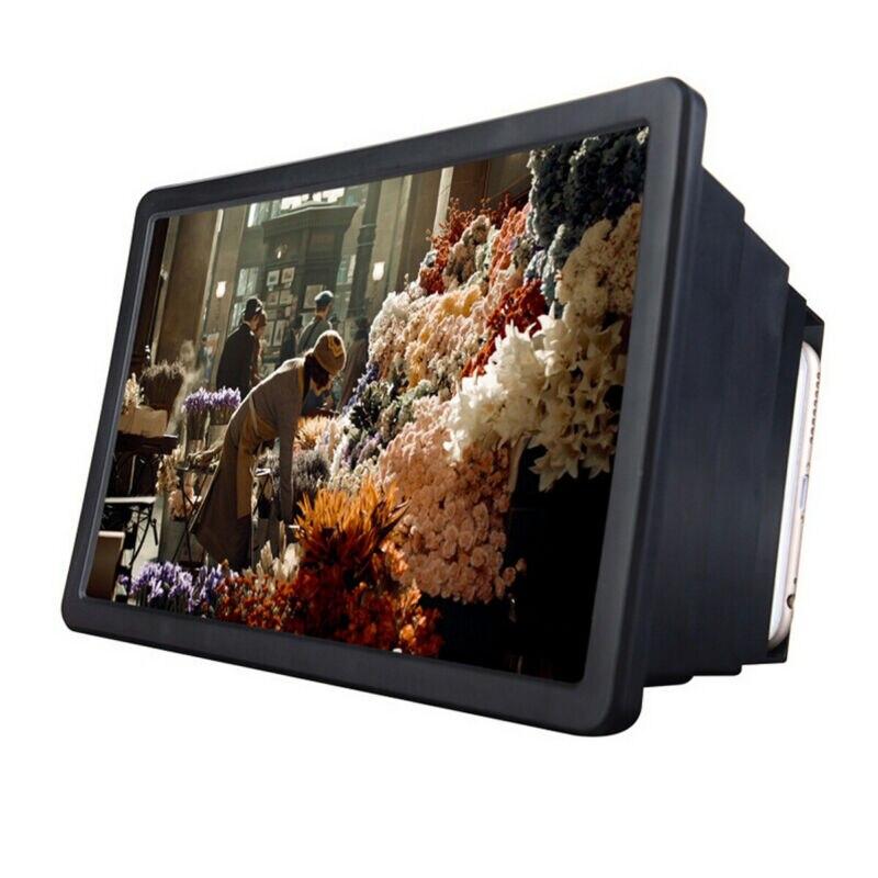 AMPLIFICADOR DE PANTALLA DE TELÉFONO MÓVIL Universal amplificador de aumento de pantalla de teléfono inteligente de gran tamaño de vídeo portátil de nuevo estilo