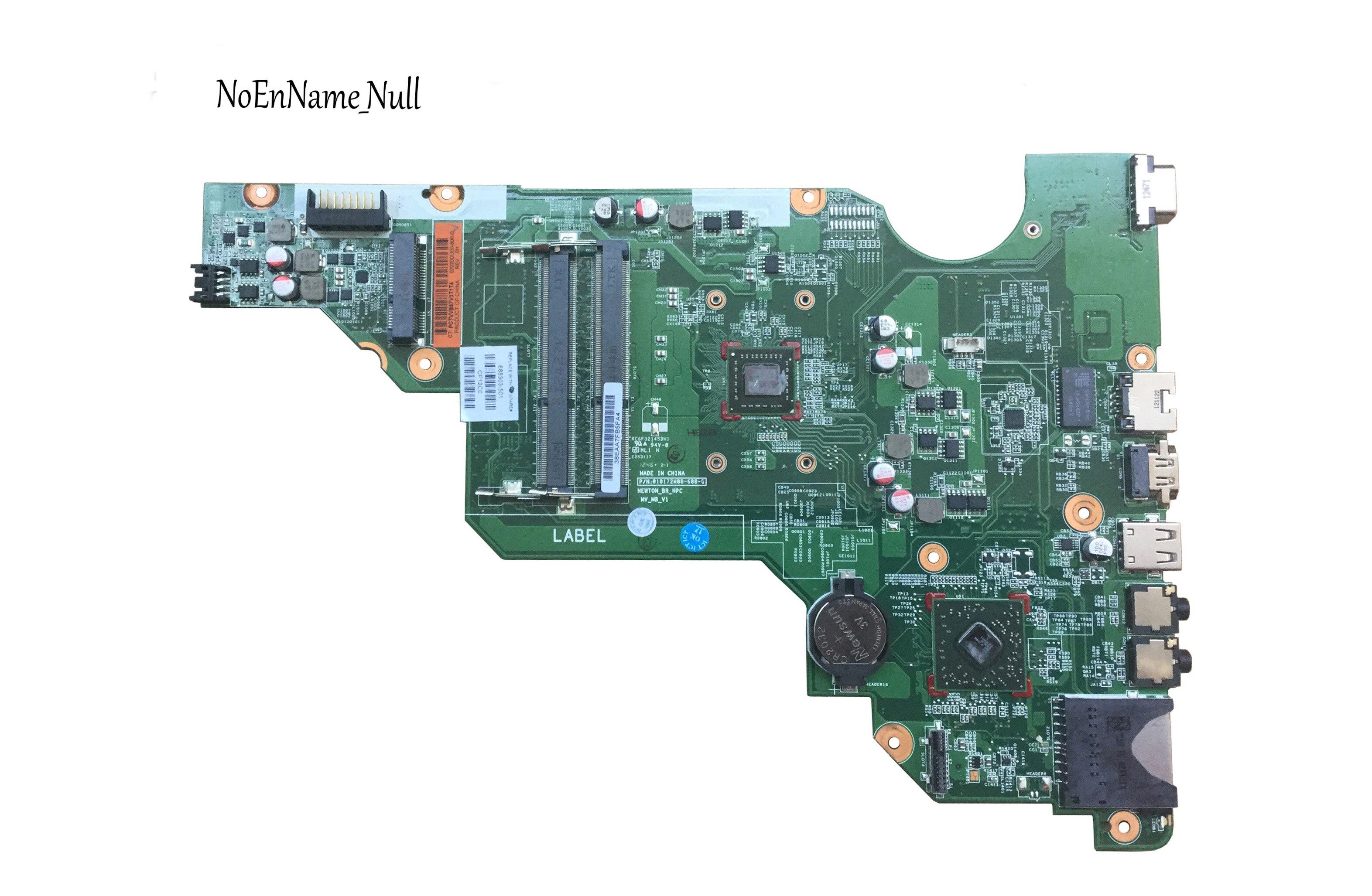 Оригинальный 688303-501 для HP 2000 CQ58 655 Материнская плата ноутбука 688303-001 материнская плата гарантия 100% ТЕСТ ОК