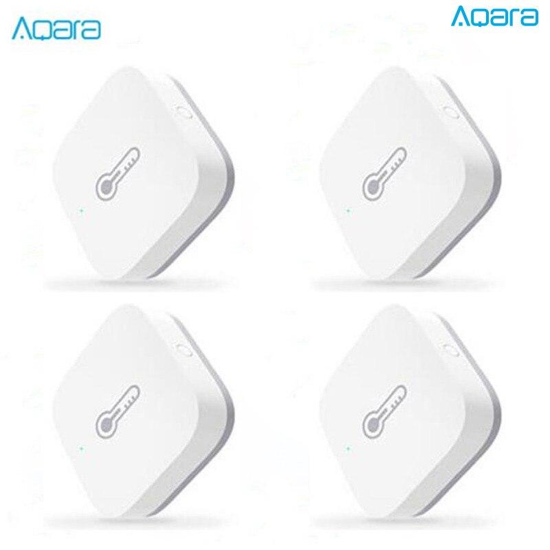 Aqara Temperature Humidity Sensor Environment Air Pressure  Smart Home Zigbee Wireless Control work For Mi home hub D5 #