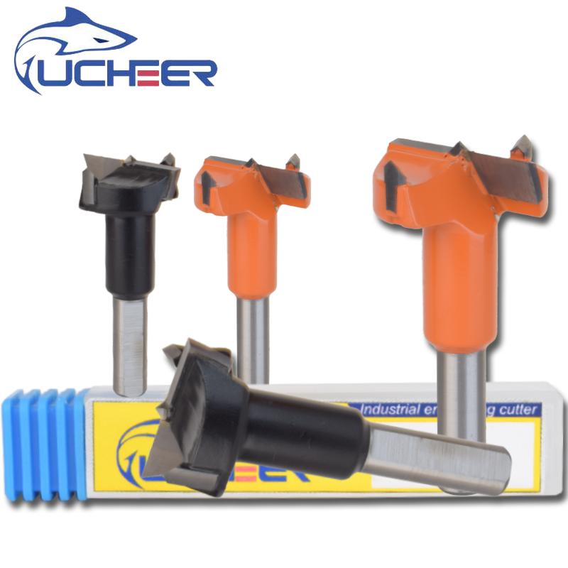 UCHEER 1pc gang center drill bit wood working drilling wardrobe punching boring hole machine tools