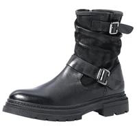 autumn winter high quality genuine leather lchelsea boots men autumn winter british retro men shoes cowhide mens dress boots