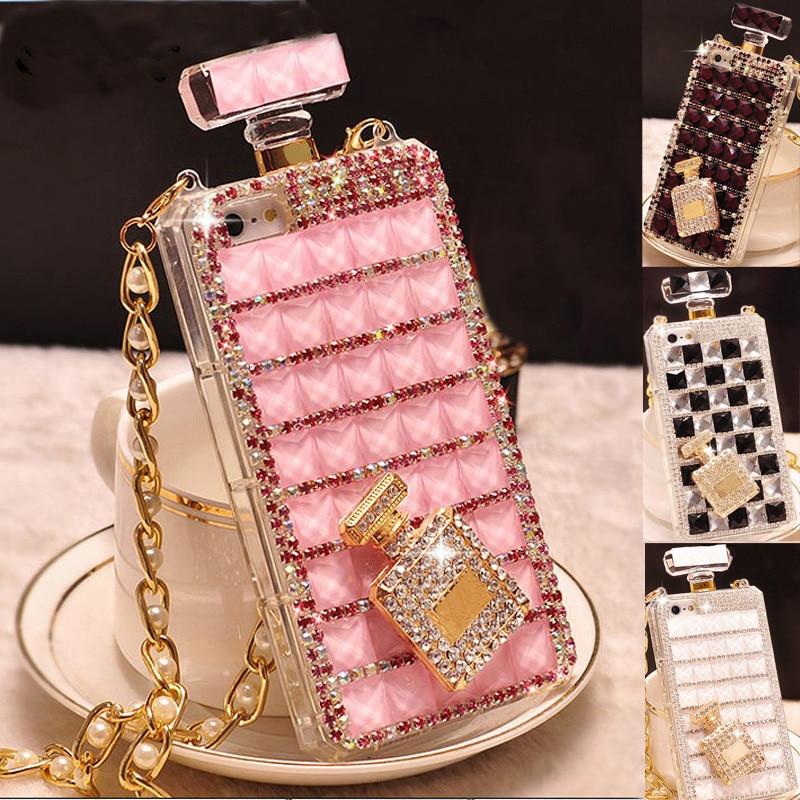 Luxury Diamond Case TPU Rhinestone Bling Cover Coque for Iphone 11 12 mini Pro XS Max XR X 5 8 7 Plus