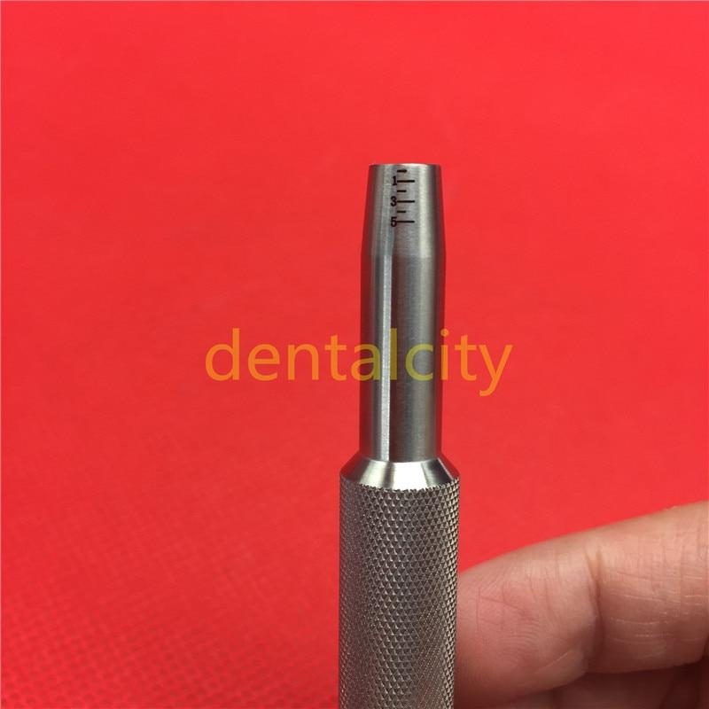 1 قطعة الجمال أدوات معقمة خزعة الجلد لكمة اللكمات الجسم الجلد ثقب أدوات الفولاذ المقاوم للصدأ