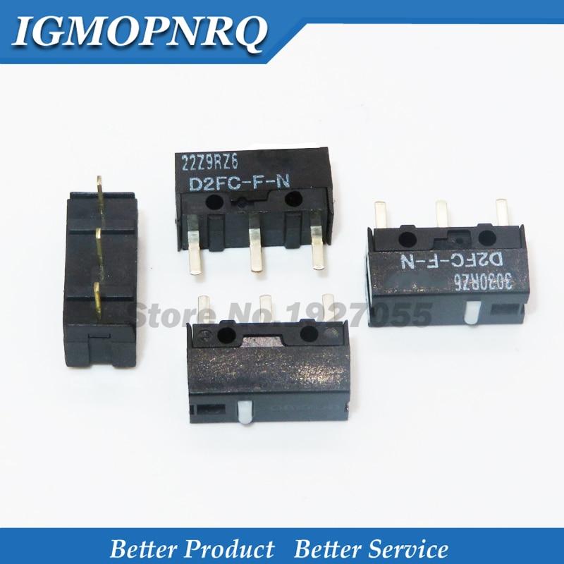 5PCS D2FC-F-7N 10M D2FC-F-7N mouse switch D2FC-F-7