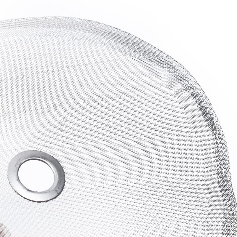 Pantalla de filtro de malla de repuesto para cafetera a presión francesa de 8 tazas duradera