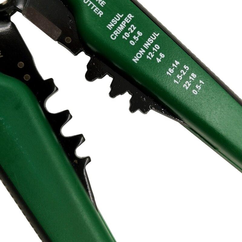 Crimper Kabelsnijder Automatische draadstripper Multifunctionele - Handgereedschap - Foto 4