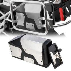 Для BMW R1200GS LC Adventure 2004-2012 левая панель инструментов для BMW R1250GS Adventure алюминиевая боковая коробка для GS 1200 2008 2010