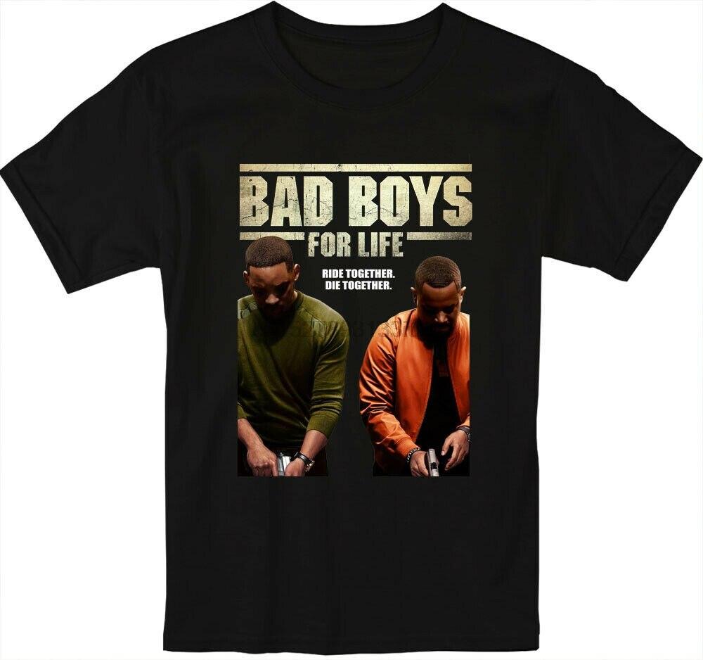 Nueva camiseta Bad Boys For Life 2020 S-3Xl Bad Boys 3