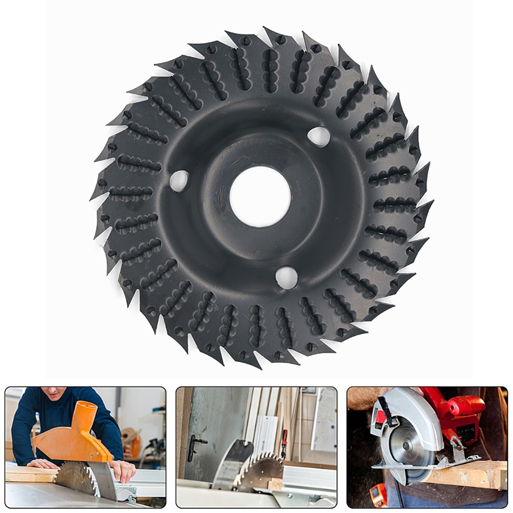 high quality woodworking grinding wheel rotary disc sanding wood carving tool abrasive disc tools for angle grinder 16mm bore High Quality Woodworking Grinding Wheel Rotary Disc Sanding Wood Carving Tool Abrasive Disc Tools For Angle Grinder 22MM Bore