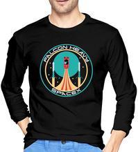 FGHFG Mens Creative Printed Falcon Heavy FGHFG Long Sleeve T-Shirt Unisex men women t shirt