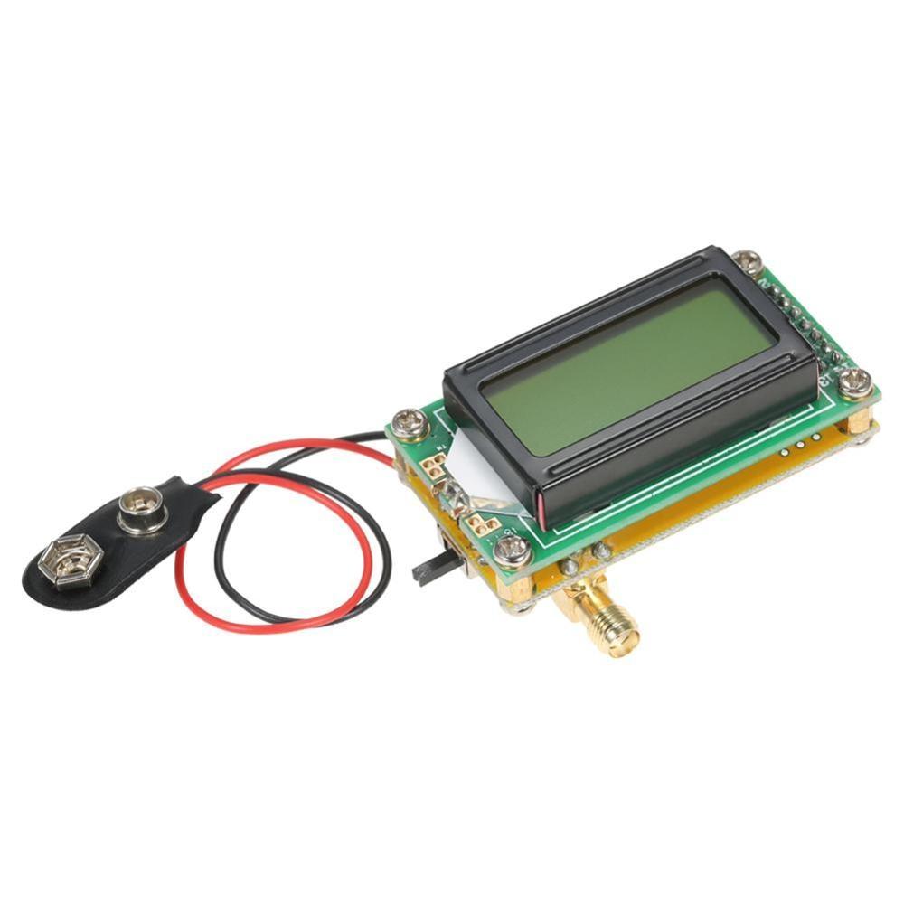 DIY probador de Hertz sensibilidad 1-500 MHz medidor de frecuencia contador módulo probador de Hertz