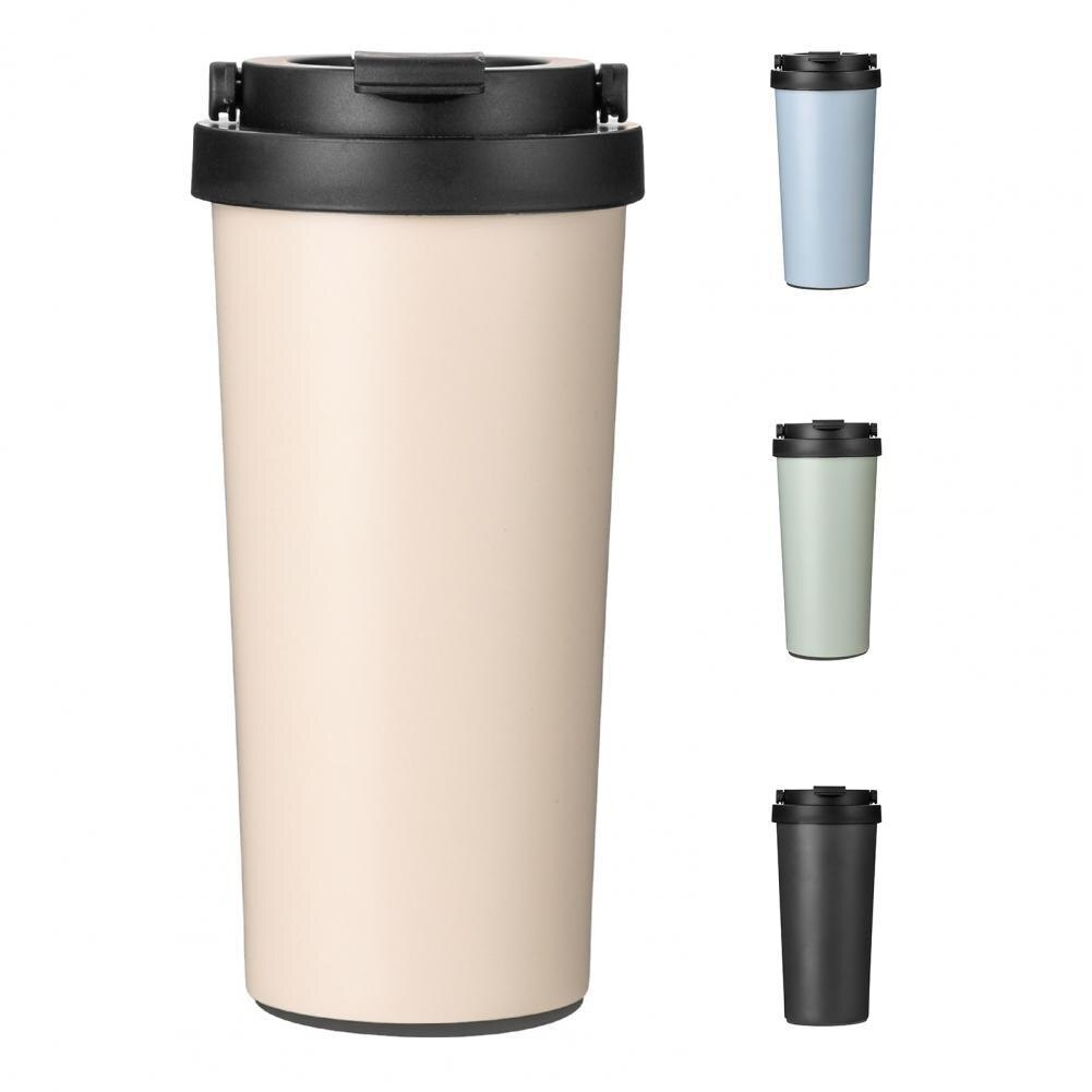 Tumbler Cup Stainless Steel Thermal Portable Vacuum Insulated Cup for Home