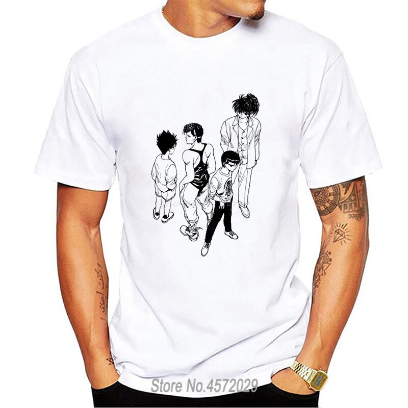 Yu Hakusho el grupo de hombres más peligroso del mundo espiritual camisetas Yusuke Kurama Hiehi Kuwabara Anime espiritual sbz4618