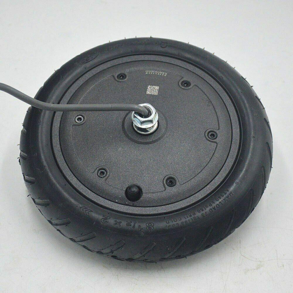 Delantera del Scooter Eléctrico Motor de cubo de rueda para XiaoMi mijia M365 scooter motores espaà a