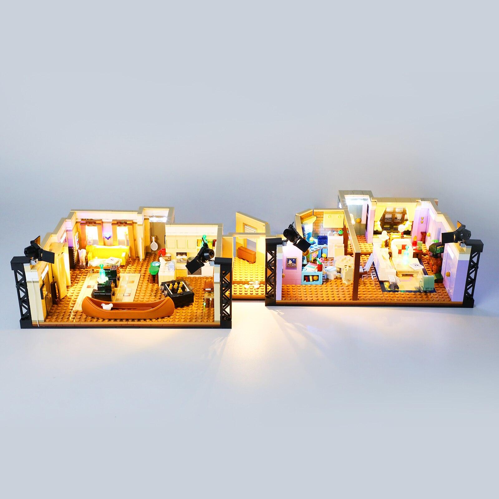 Набор светодиодсветильник льников для 10292 друзей и квартир