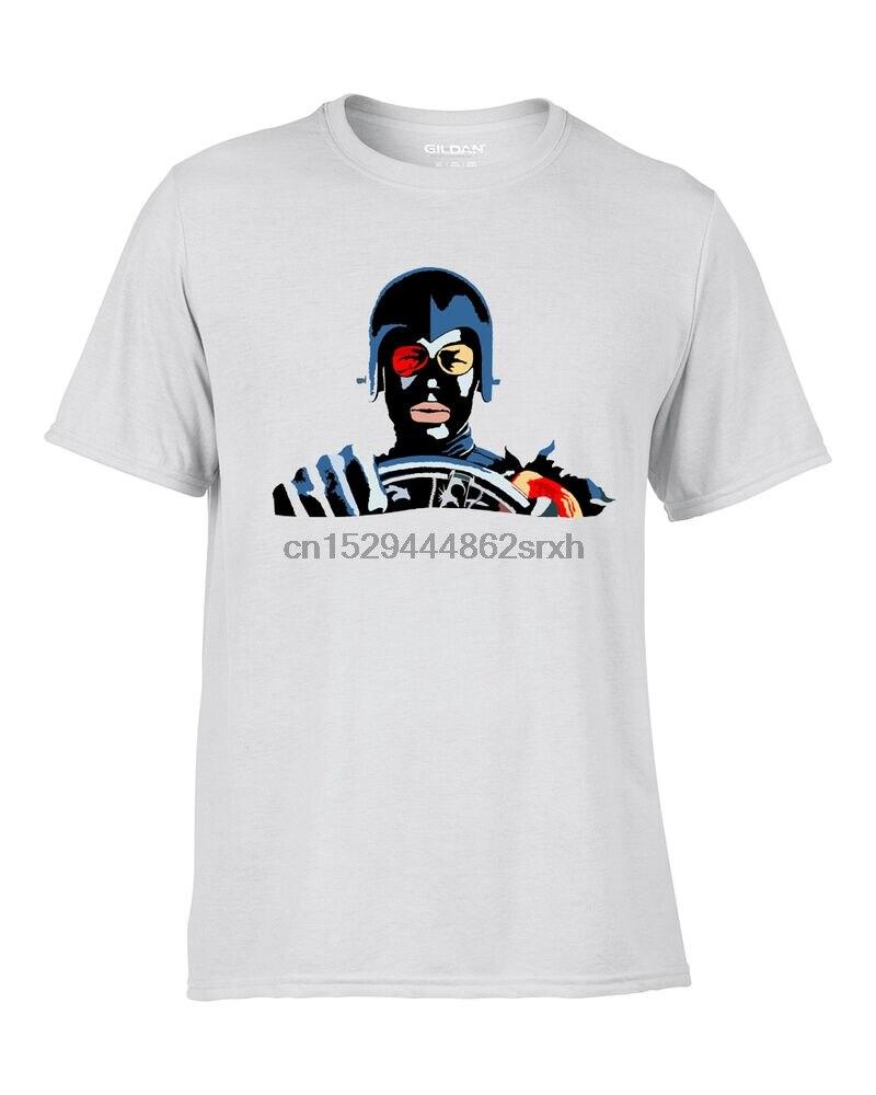 La carrera de la muerte 2000 1975 ventilador arte Frankenstein T camisa