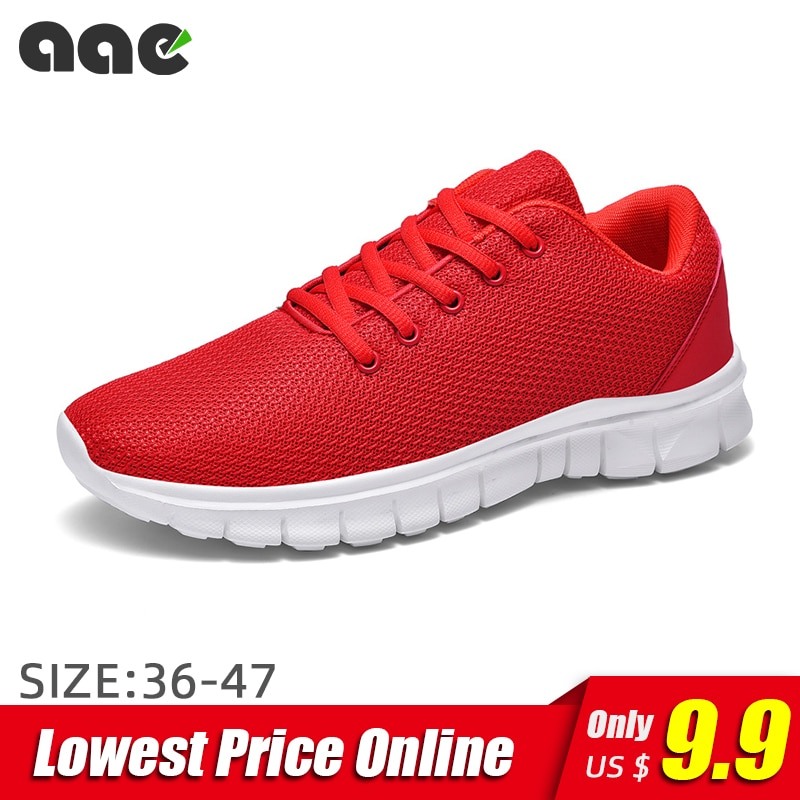 Mens Causal Shoes Mesh Breathable Man Sneakers Ultralight Running Shoes Tenis Masculino Adulto Sport Shoes Men Dropshipping 2020