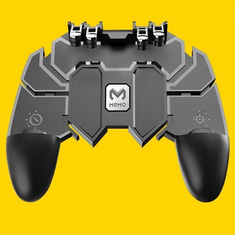 Фото - Peripherals tetik pubg joystick controller for samsung Android PUBG phone PUBG Trigger controller Button Gamepad mobile Game amadeusz cyganek elmundo pubg