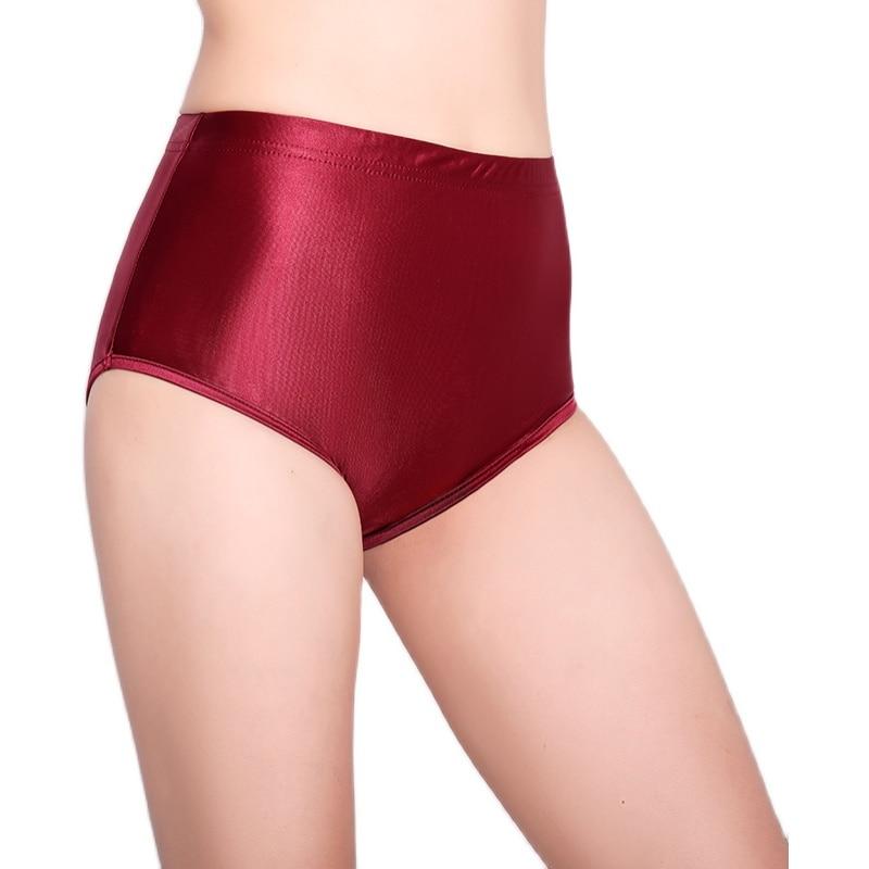 DROZENO 6-color satin women's Summer new women's shorts high waist solid color sexy slim women's shorts 2020 hot sale