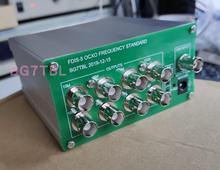 Изготовитель: BG7TBL FDIS 5 OCXO, держатель частоты, Хрустальный стандарт духовки, 10 м, 5 м, 1 м, 100K,1PPS выход, бесплатная доставка