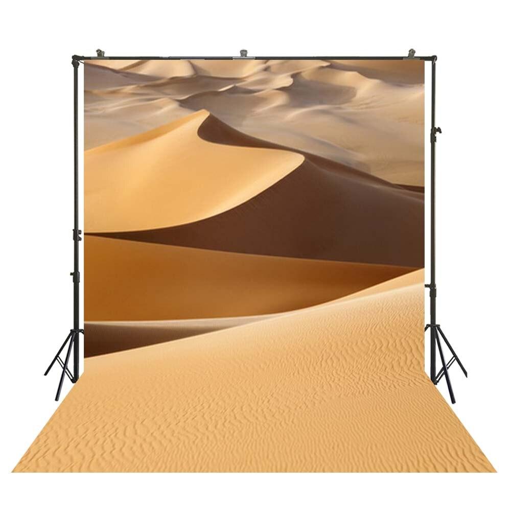 HuaYi wonderful barren desert decoration natural scene background backdrops for photo studio photoshoot photography  D-8798