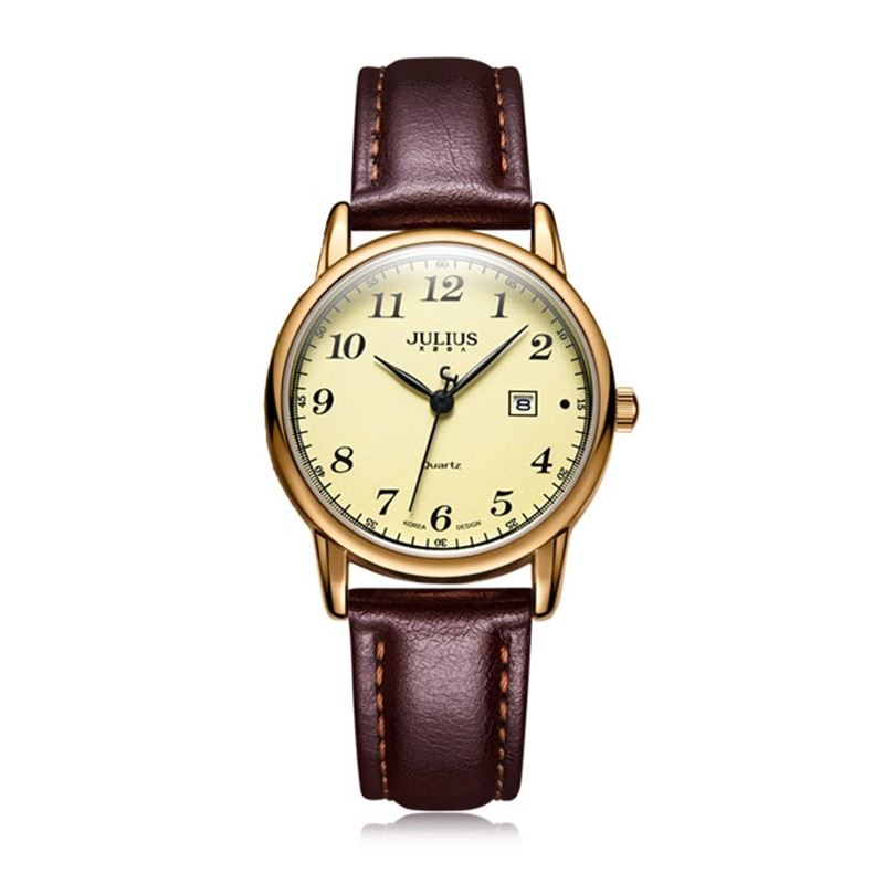 Big Sale Luxury Women Calendar Leather Strap Wrist Watches Fashon Ladies Antique Ditigal Clocks Girl Casual Gold Time Teen Hour enlarge