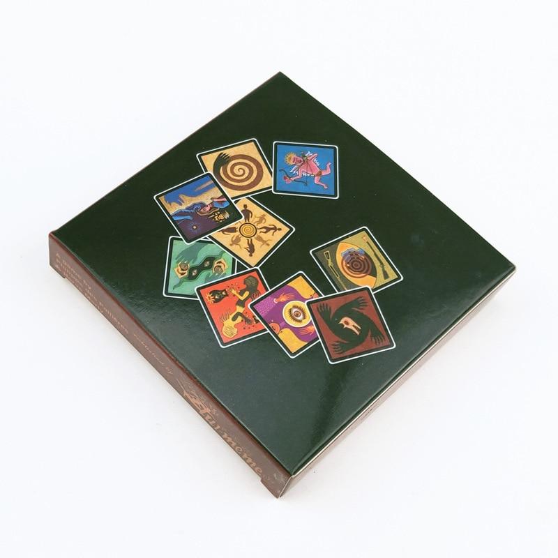 Настольная игра «оборотни», английская версия, игра для развлечений и вечеринок, игра «оборотни вечерние, карточная игра для вечеринок, игр...