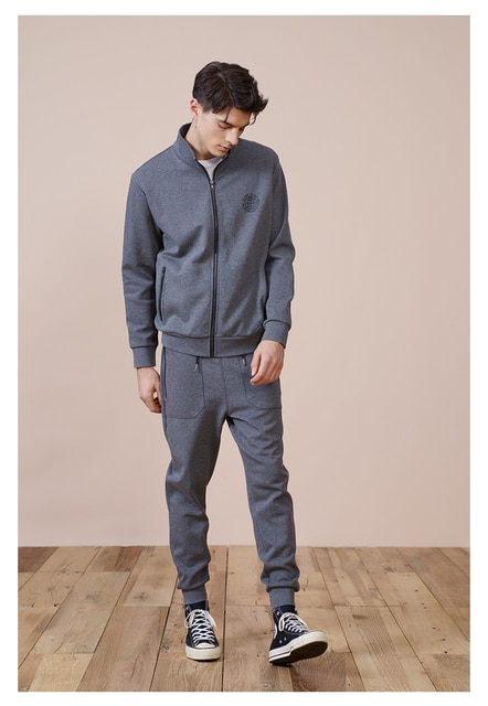 Jogger Sweatshirts with Zip-ups