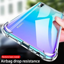 Luxury Shockproof Silicone Case For Huawei P30 Lite P20 P40 P10 Mate 20 30 10 40 Lite Pro Honor 20 V