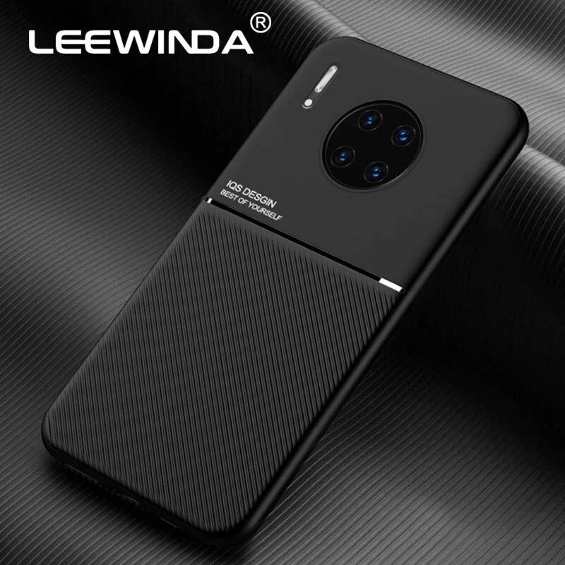 Para Hauwei Mate 8 9 10 20Pro Lite caja de teléfono de lujo Shenzhen accesorios de telefonía de Ultra-delgada suave shell para huawei Mate 20X 30 a prueba de golpes a prueba de carcasa