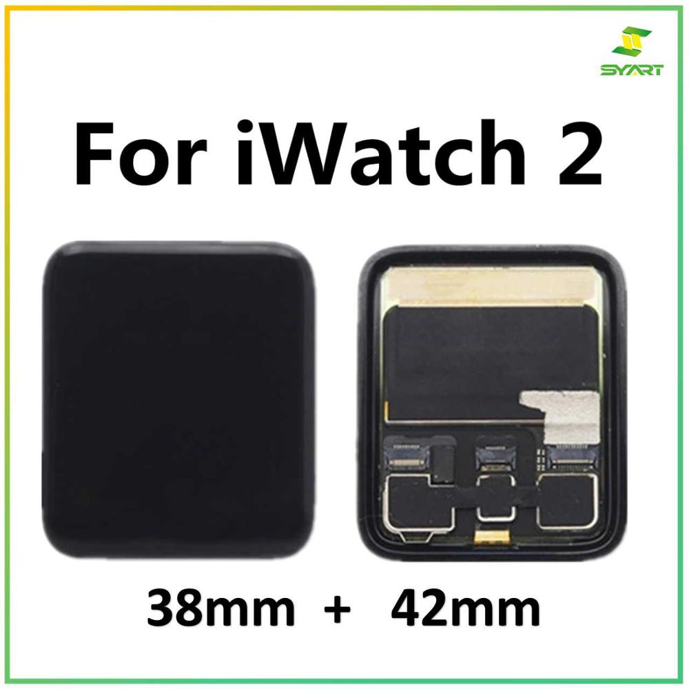 شاشة LCD تعمل باللمس بديلة ، 38 مللي متر/42 مللي متر ، لسلسلة Apple Watch 2 ، S2 ، A1757 ، A1758 ، A1816 ، A1817