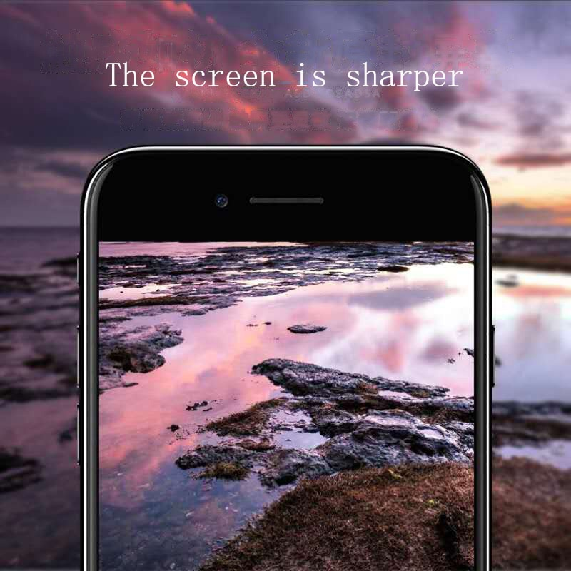 High quality LCD for iPhone 6 6P 6S 6SP 7 7P 8 8P X  XS X screen display replacement with tools 3D Touch 100% test enlarge