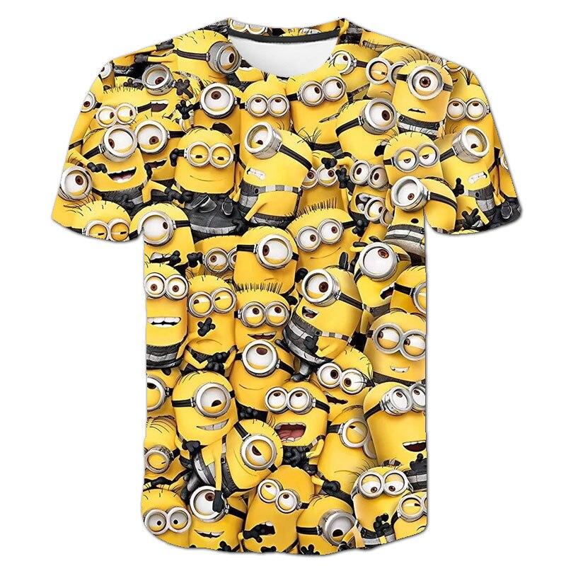 Детская одежда, маленькая желтая футболка, детская одежда, футболки с волком, топы, футболка для маленьких мальчиков, модные футболки с коро...