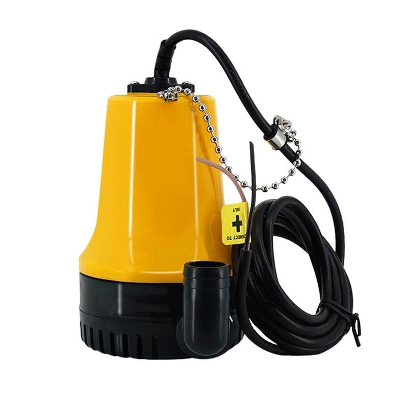 مضخة بينج ، مضخة مياه كهربائية محمولة غاطسة ، 12 فولت ، ري زراعي