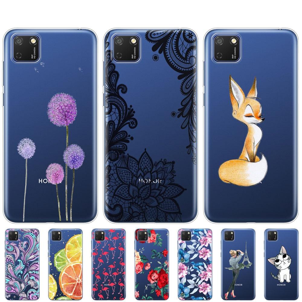 "For Huawei Y5P Case 5.45"" Soft Silicon Tpu Phone Cover For Huawei y5p 2020 y 5p Back huaweiy5p coque Bumper Funda"